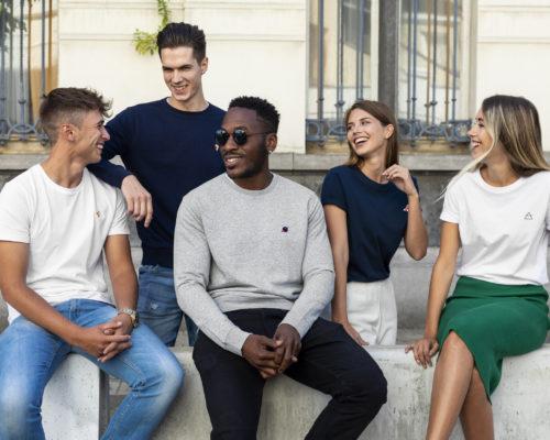 STRØM Clothing - Sweaters en Tshirts - Organic - 24
