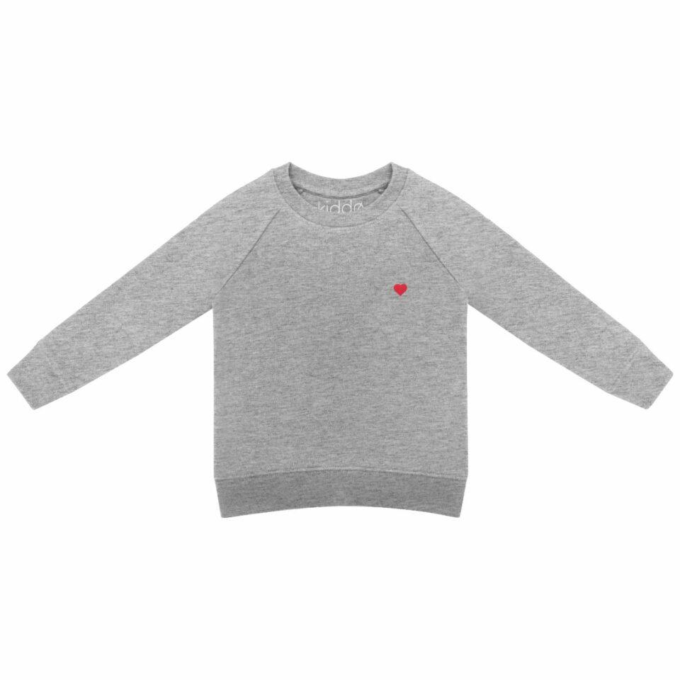kiddø - heart - Sweater