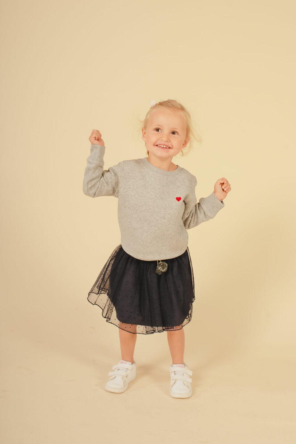 kiddø - sweater - girl