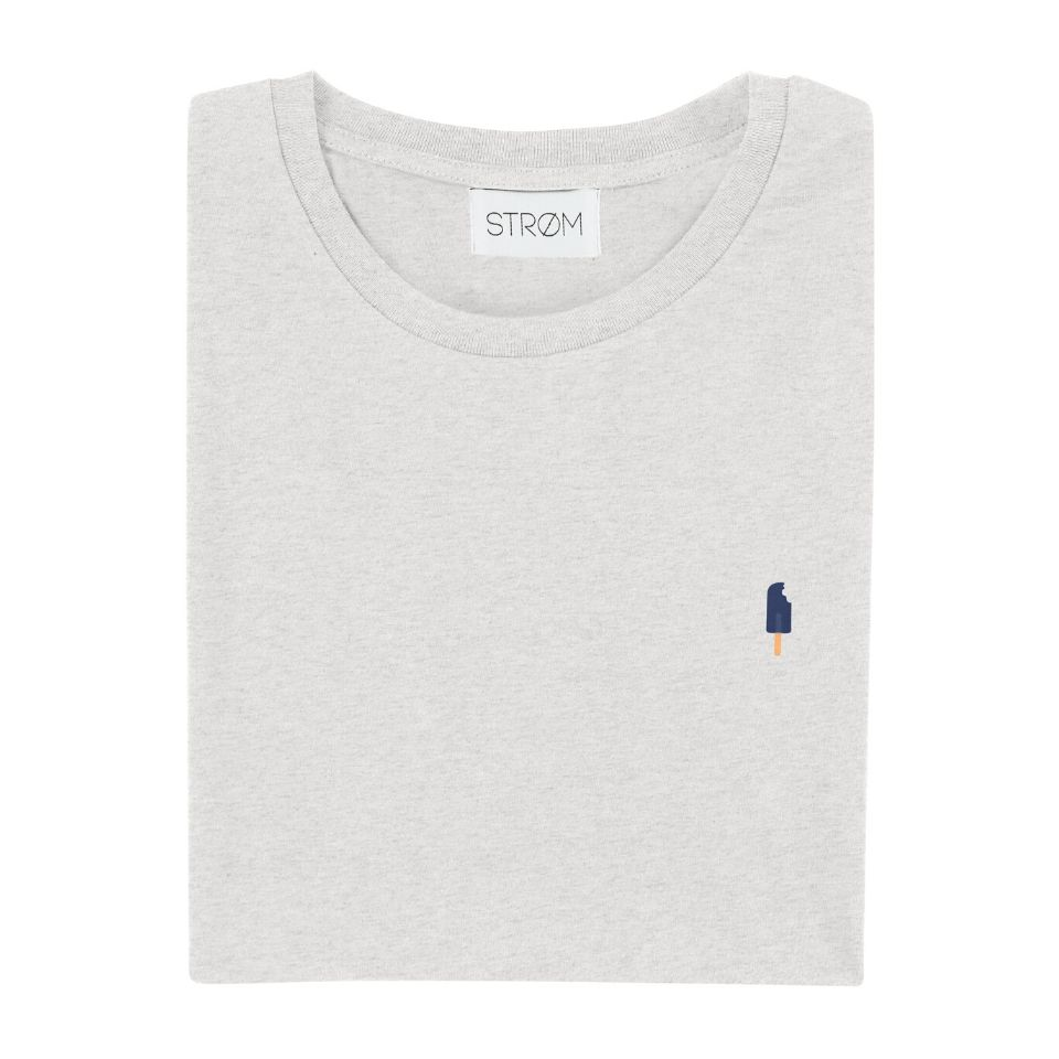 STRØM - Blueberry ice cream -t-shirt
