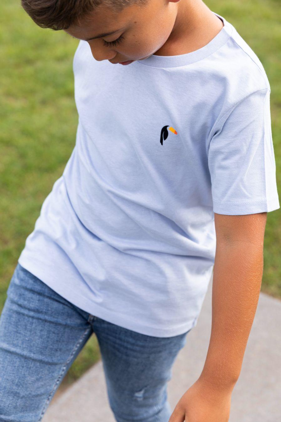 Kiddo - T-shirt Ice Blue - Tucan