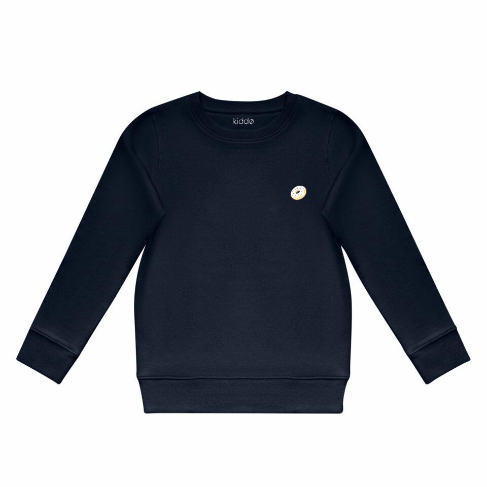 Kiddo - Sweater Navy Blue - Donut