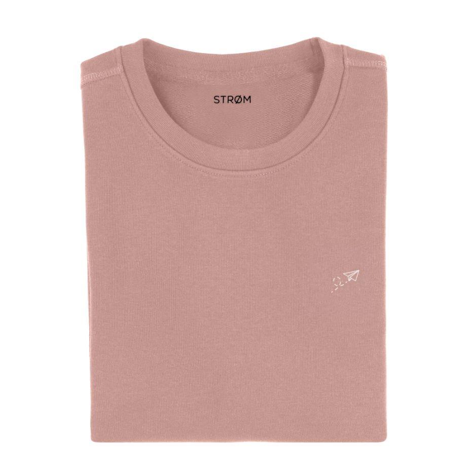 STRØM - Sweater Lila - Paper Plane